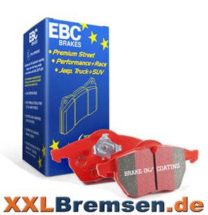 EBC Redstuff Sportbremsbeläge Hinterachse DP31588C für BMW 3