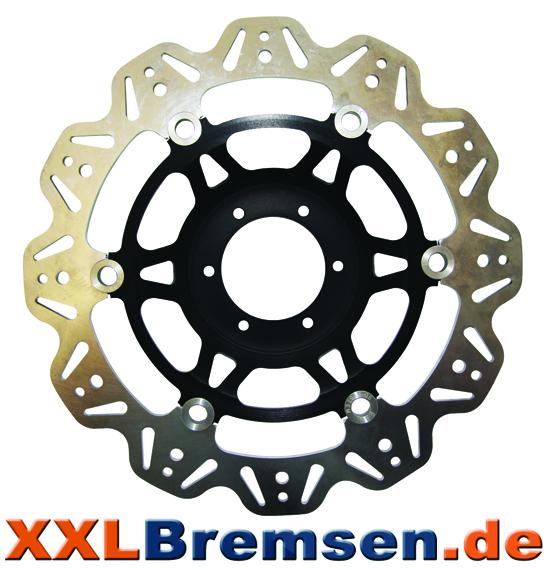 EBC Vee Rotors Bremssscheiben Motorrad